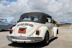 Conducción clásica del escarabajo imagen de archivo libre de regalías