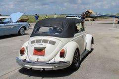 Conducción clásica del escarabajo fotos de archivo libres de regalías
