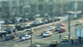 Conducción de automóviles, lapso de tiempo metrajes