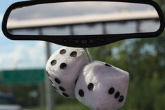 conducción de la carretera Fotografía de archivo