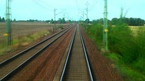 Conducción del tren de alta velocidad