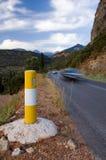 Conducción en Grecia Fotos de archivo