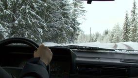 Conducción en país metrajes