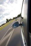 Conducción en una carretera nacional Imagen de archivo