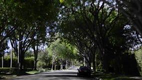 Conducción a través de Beverly Hills metrajes