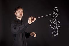 Conducteur photo libre de droits
