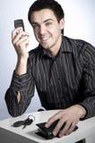 Conducteur Image libre de droits