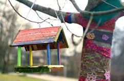Conducteur d'oiseau Image libre de droits