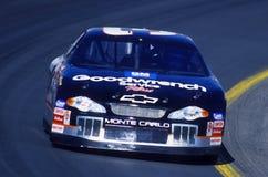 Conducteur de Dale Earnhardt NASCAR Images stock