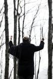 Conducteur de la forêt Photographie stock libre de droits