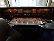 Conducteur de machiniste image stock