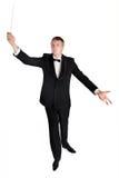Conducteur de musique Photo stock