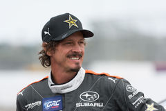Conducteur de rassemblement de Bucky Lasek Photos stock
