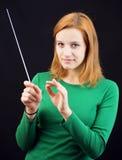 Conducteur femelle photos stock