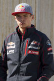 Conducteur Max Verstappen Team Toro Rosso F1 Image stock
