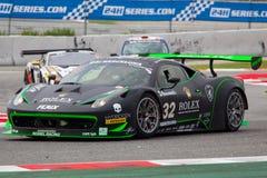 Conducteur Nicola CADE Team Kessel Racing Photographie stock