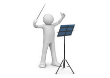 Free Conductor Stock Photography - 13900872