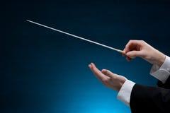 Conductor fotografía de archivo libre de regalías