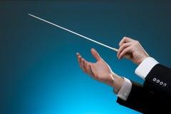 Conductor stock photos
