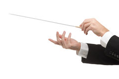 Conductor Royalty Free Stock Photo
