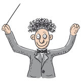 Conductor Royalty Free Stock Images