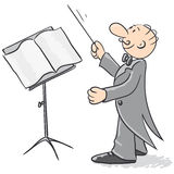 Conductor Royalty Free Stock Photos