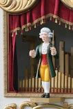 Conductor musical Foto de archivo