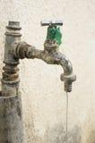 Conduite d'eau Images libres de droits