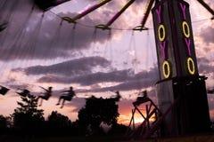 Conduite de carnaval Image libre de droits