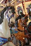 Conduite de carrousel Photo stock