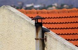 Conduite de cheminée Photographie stock libre de droits