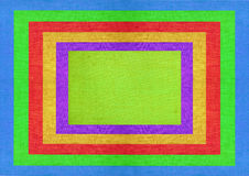 Conduite magique de tapis Image libre de droits