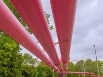 Conduites d'eau de Berlin Photographie stock