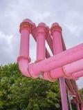 Conduites d'eau de Berlin Images stock