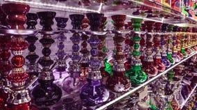 Conduites d'eau turques sur l'étalage Image stock