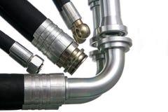 Conduttore idraulico Fotografia Stock Libera da Diritti