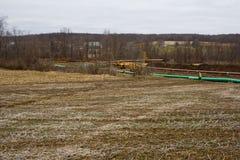 Conduttura in Pennsyvania Fotografia Stock Libera da Diritti
