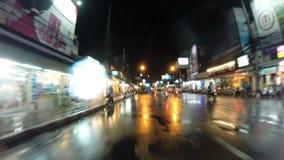 Conduza através de Pattaya vídeos de arquivo