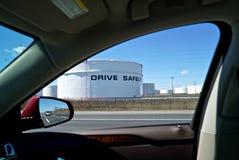 Conduza com segurança Imagens de Stock