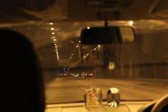 Conduzca con la manera expresa Imagen de archivo libre de regalías