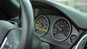 Conduzindo o carro, painel filme