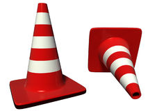 Cone 03 Stock Images