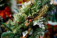 Christmas goods stock photos