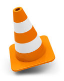 The cone Stock Image