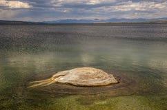 Cone da pesca Foto de Stock