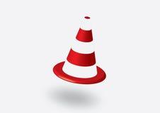 Cone da segurança Imagens de Stock Royalty Free