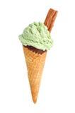 Cone de gelado Fotografia de Stock Royalty Free
