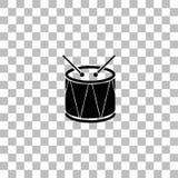 ?cone do cilindro liso ilustração do vetor