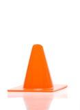 Cone do tráfego Foto de Stock