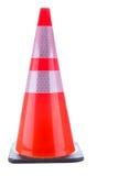 Cone do tráfego Fotos de Stock Royalty Free